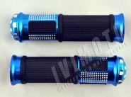 ручки руля (грипсы), цвет: синий